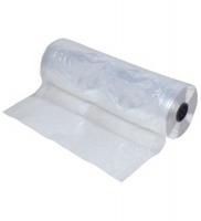Clear Poly Garment Covers on Roll