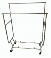 Double Bar Collapsible Rack