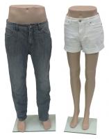 Flesh Color Pant Forms