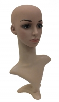 Mannequin Head Forms and Hand Displays