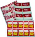 """""""Sale"""" Labels"""