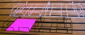 Wire Paper Shelf