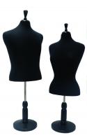 Black Jersey Form Sets