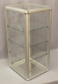 Tall Glass Counter Case