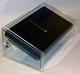 Locking Jewelry Tray Case