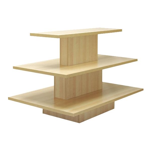 3 Tier Rectangular Table