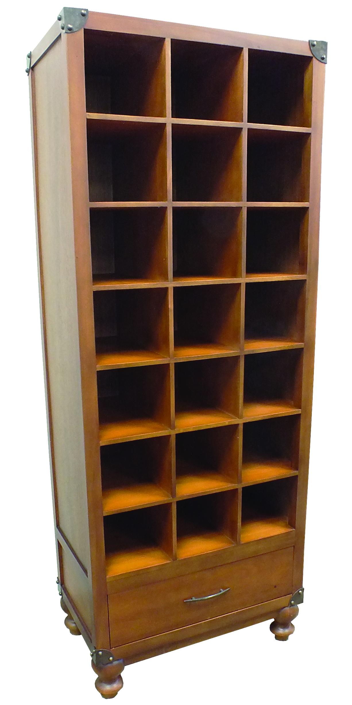 Wood Cube Units