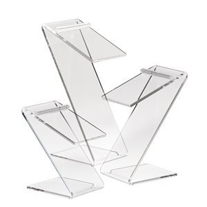 Acrylic Risers & Riser Sets
