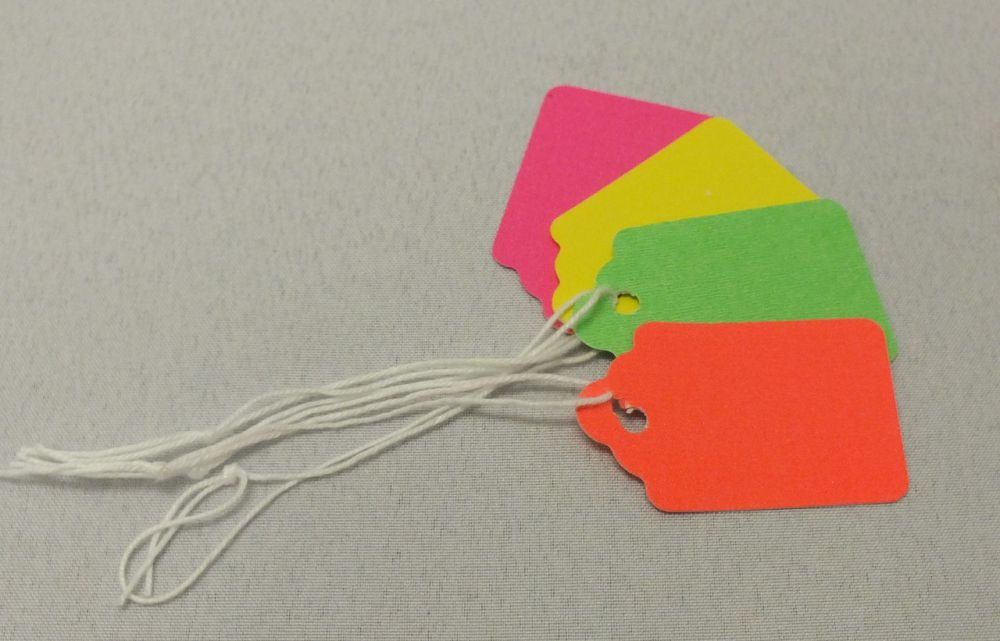 Assorted Fluorescent Tags