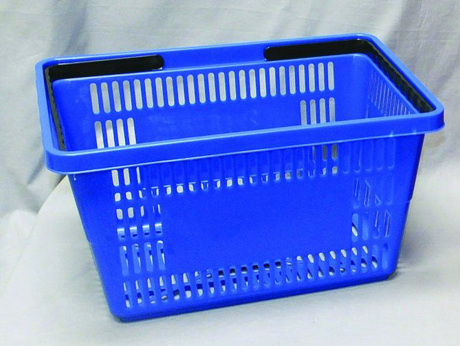 Stackable Shopping Baskets