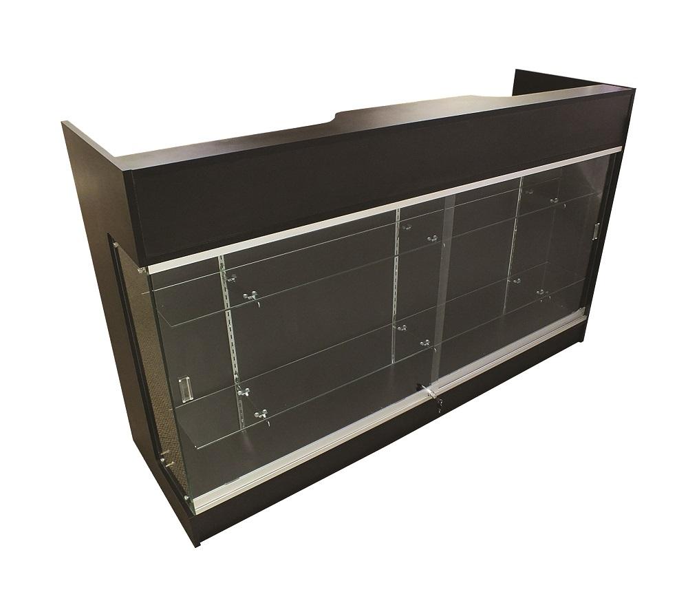 Ledge Top Display Showcase
