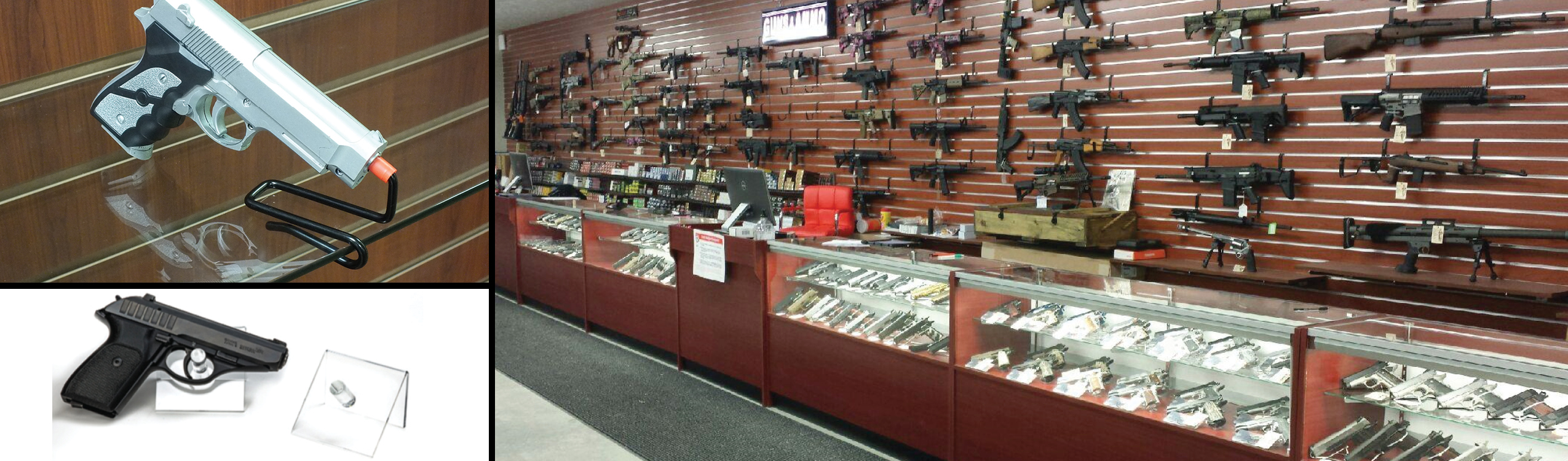 Firearm Displays
