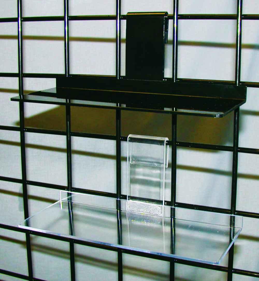 Acrylic Shelf for Grid