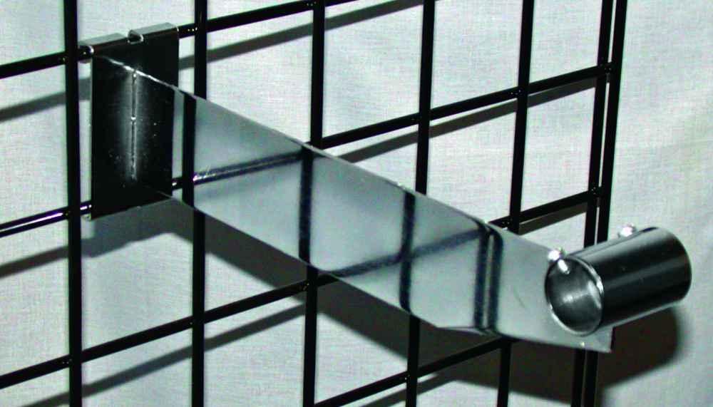 Round Hangrail Bracket for Grid
