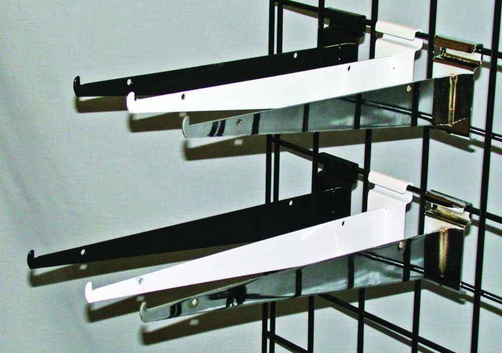 Grid Shelf Brackets