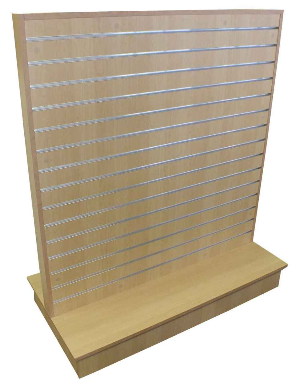Large Slatwall 2 Way with Metal Inserts