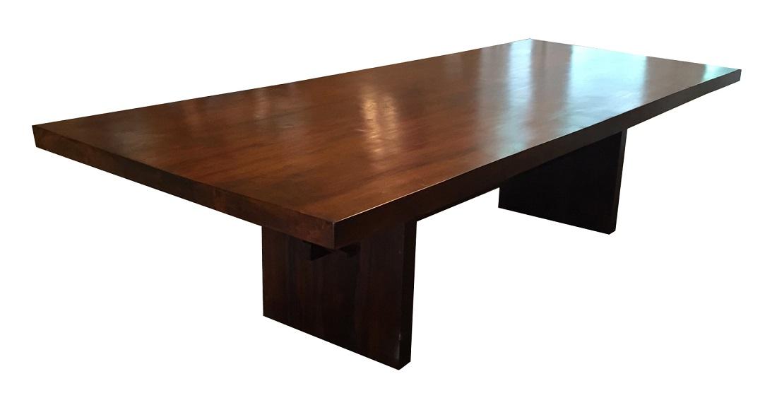 Custom Real Wood Table
