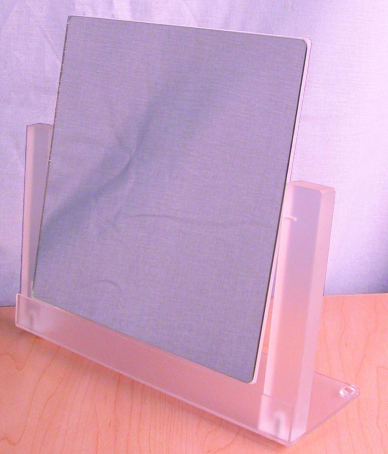 Adjustable Tilt Countertop Mirror