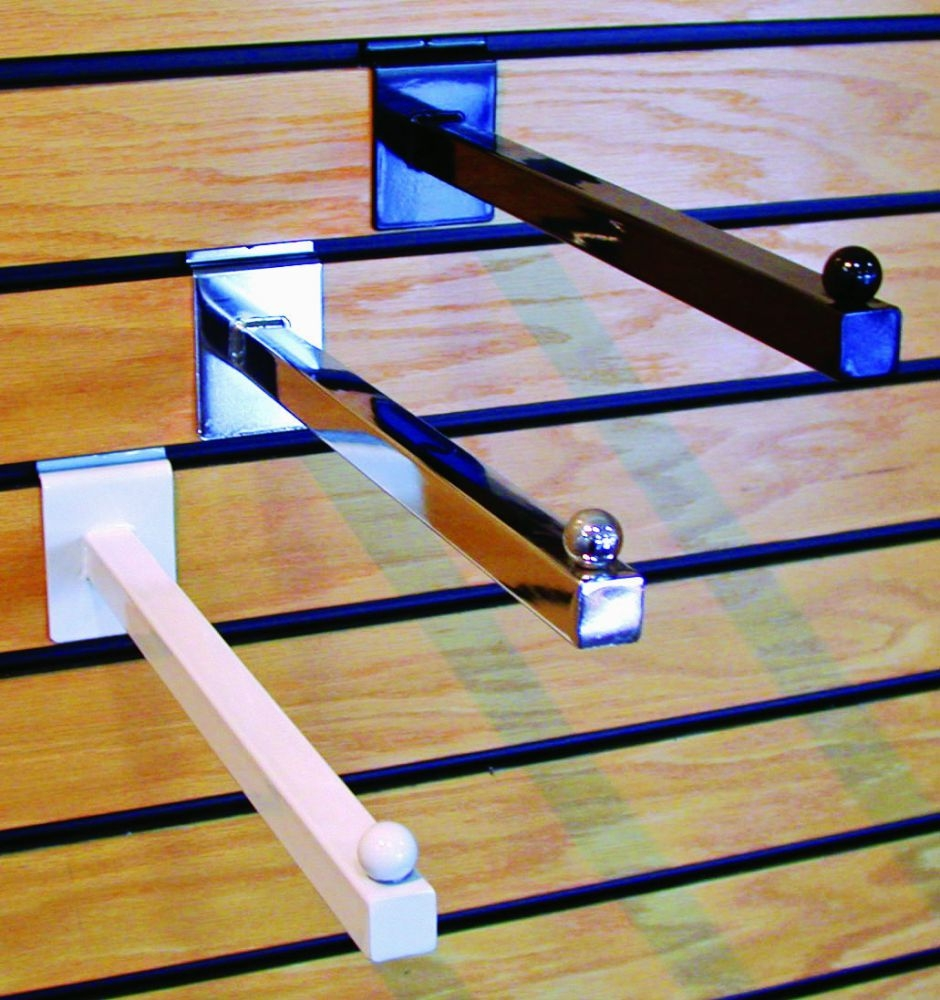 Slatwall Hardware and Accessories