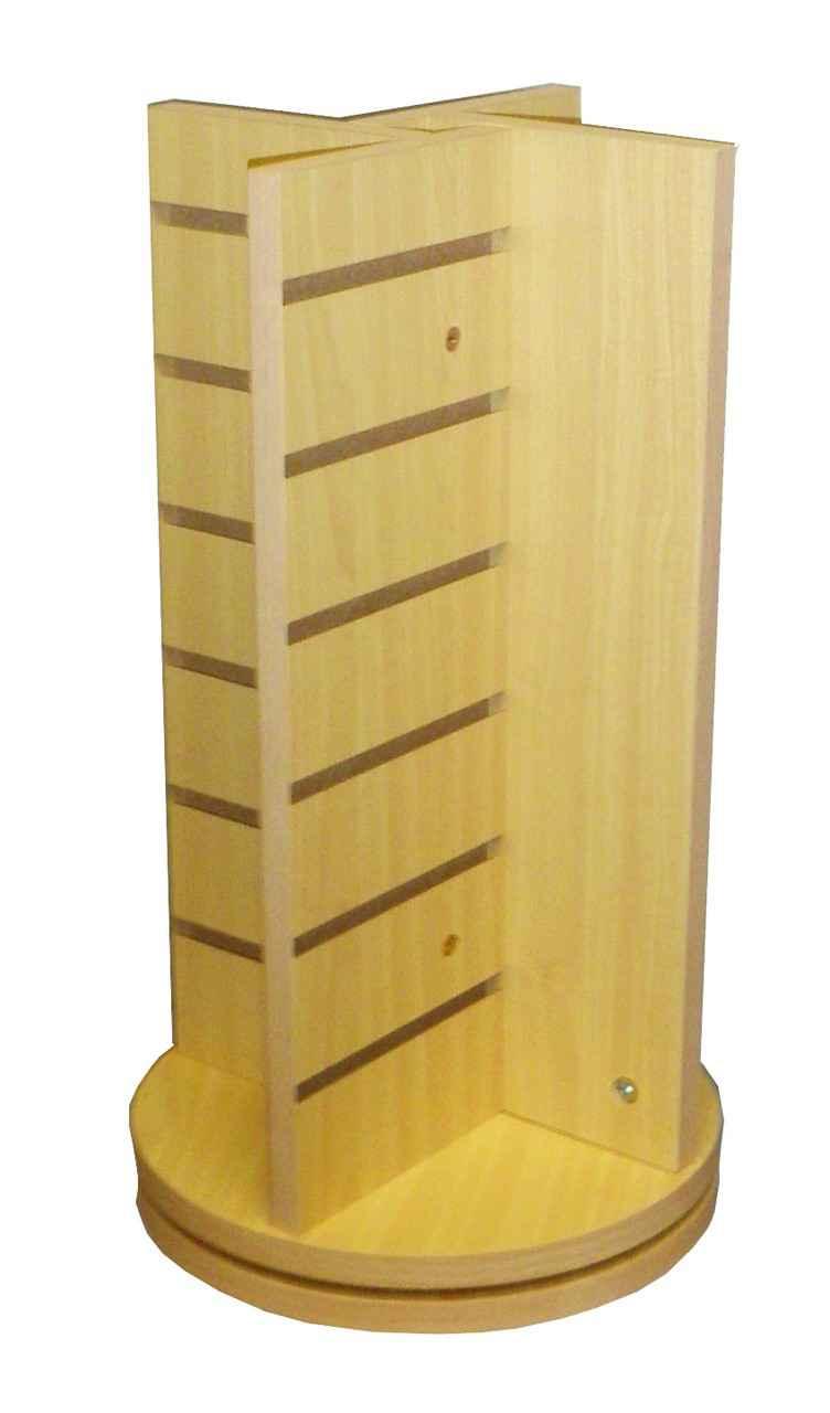 Slatwall Pinwheel Counter Spinner