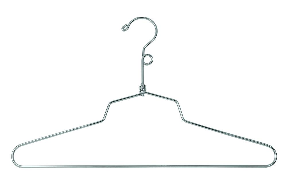 Chrome Sales Rep Shirt Hangers