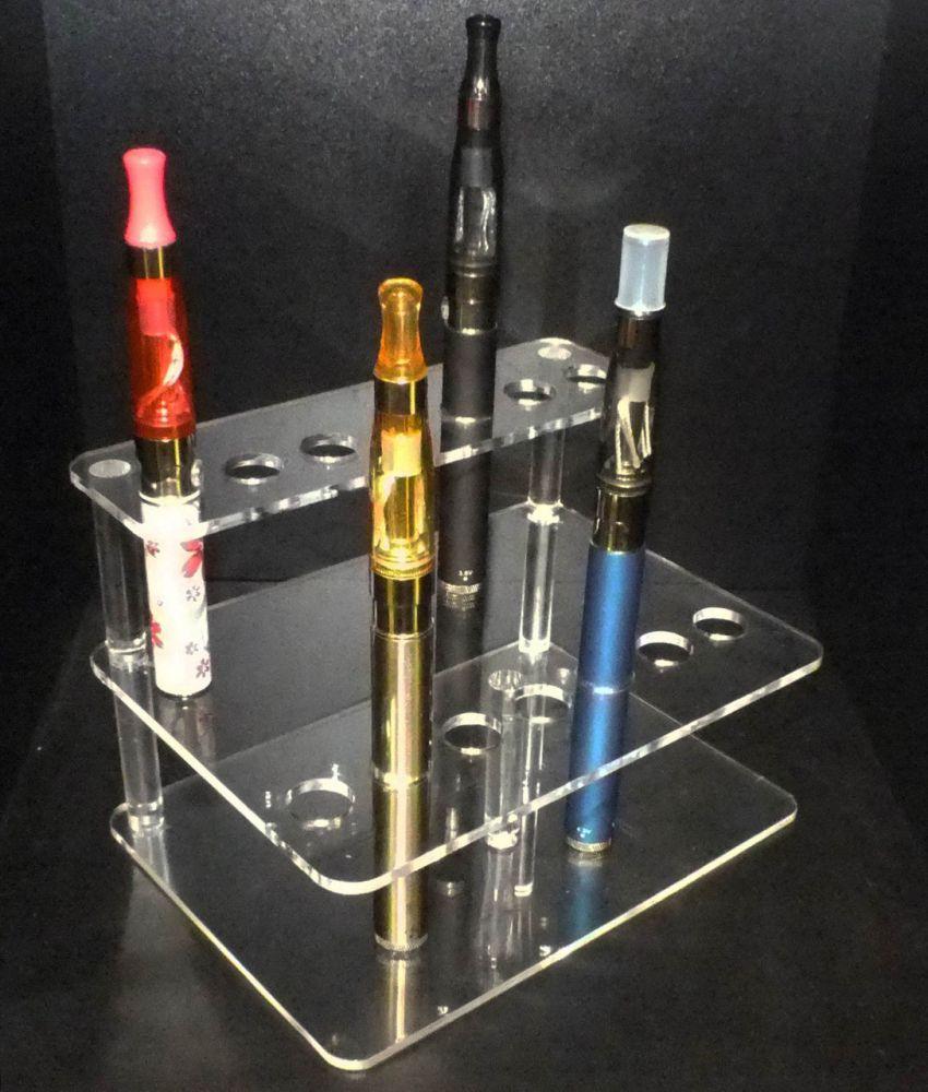 ECig and Smoke Shop Displays