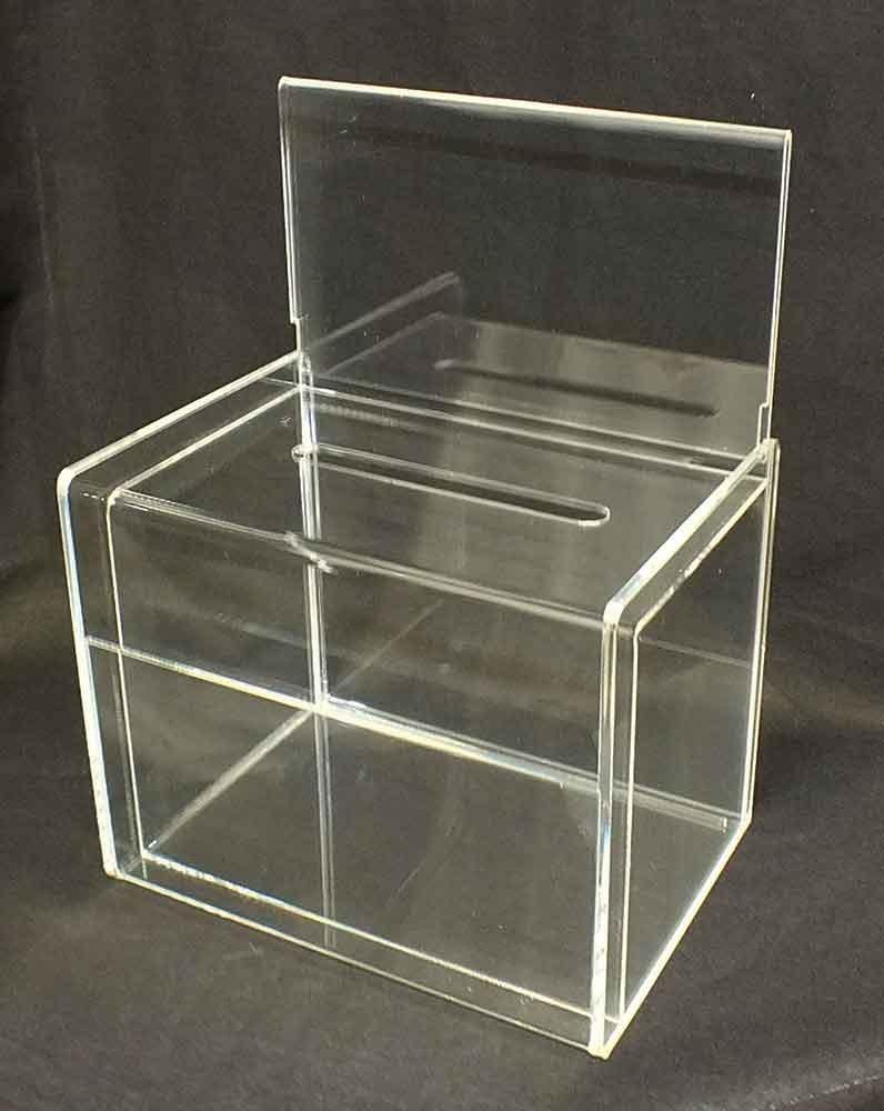Contest Boxes & Ballot Boxes
