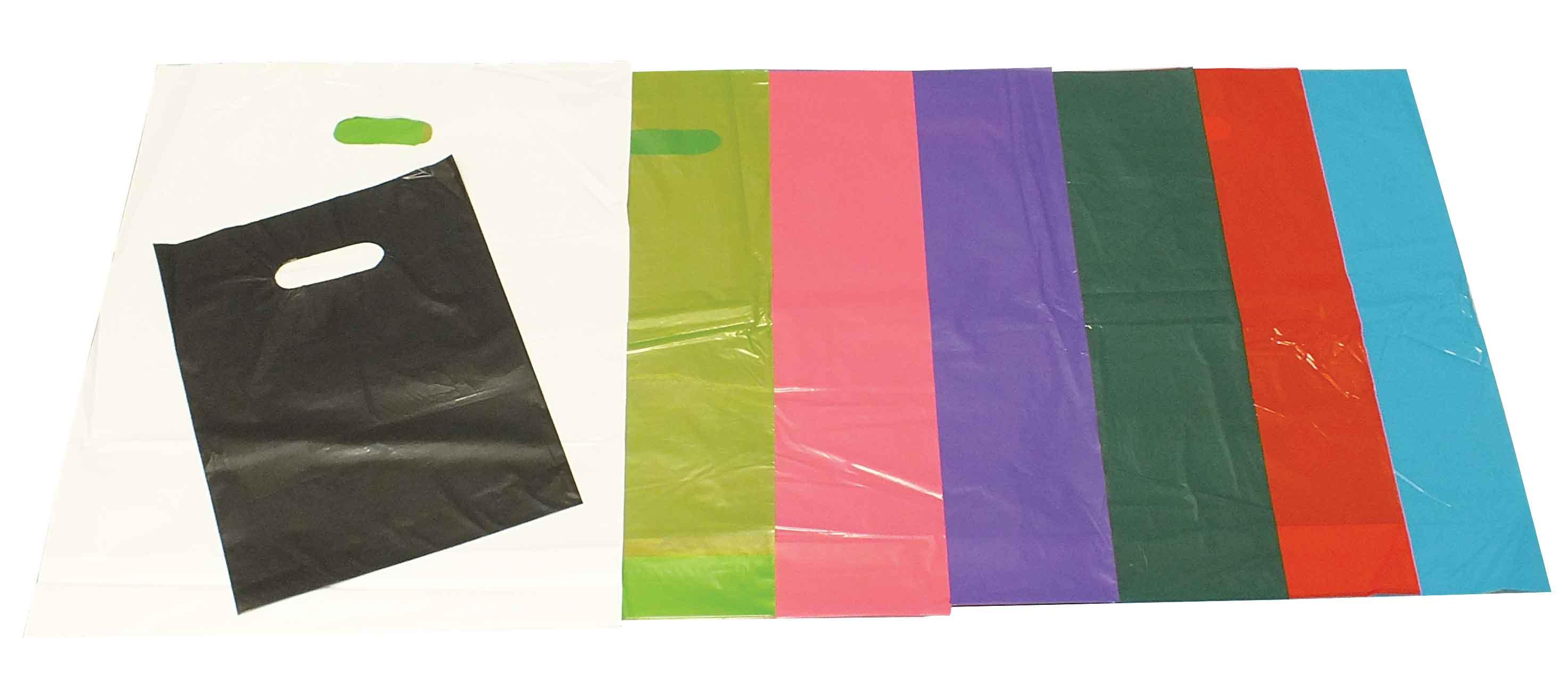Plastic Retail Bags