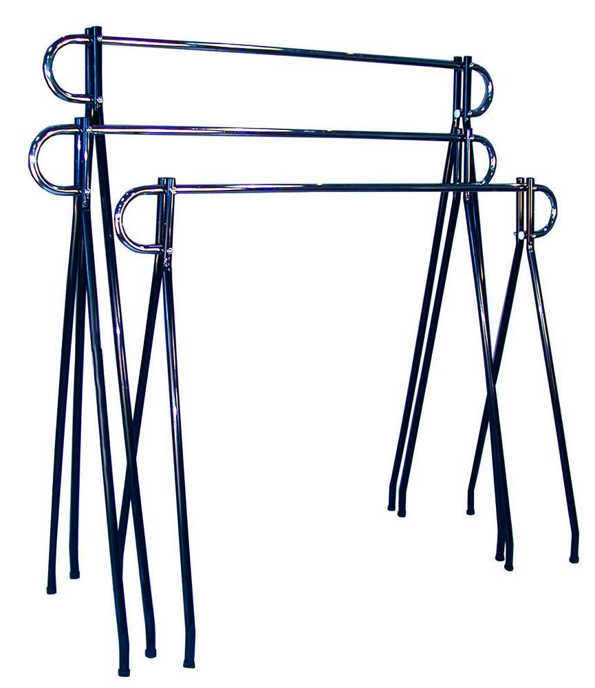 Straight Bar Clothing Racks