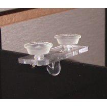 Plastic Shelf Clip