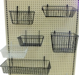 Universal Wire Baskets