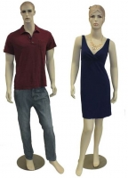 Premium FIberglass Adult Mannequins