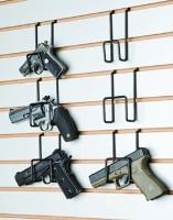 Slat Wall Firearm Displays