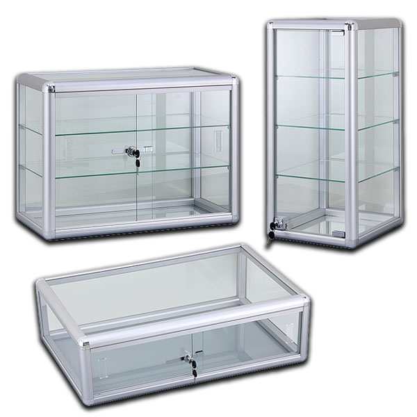 glass display case. Counter Display Cases Glass Case