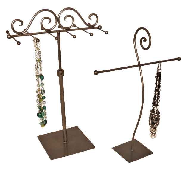 Glimmer Collection Jewelry Displays