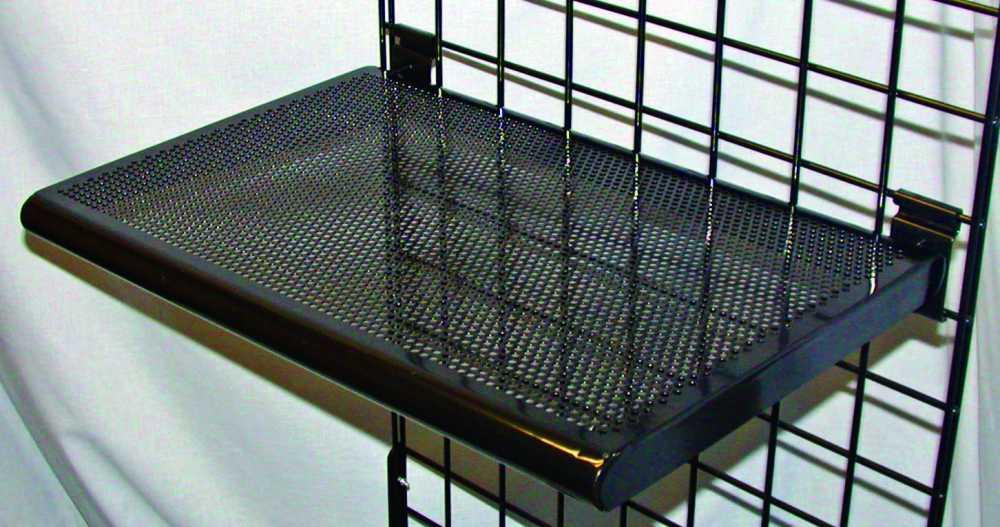 Grid Wall Shelves