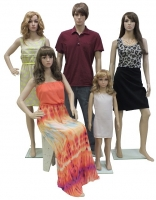 Display Mannequin Adults