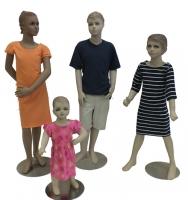 Fiberglass Childrens Mannequins