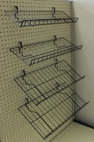 Universal Wire Shelving