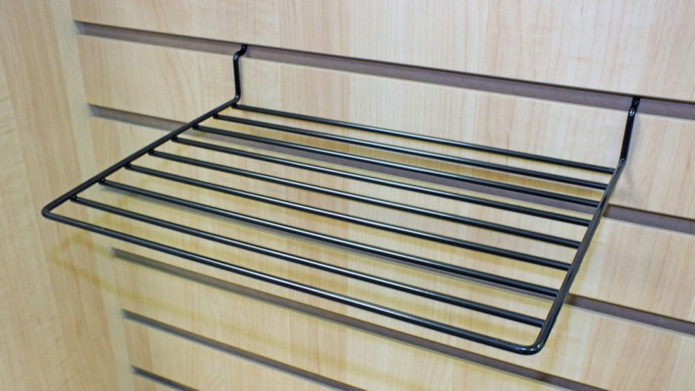 Small Wire Shelf for Slatwall