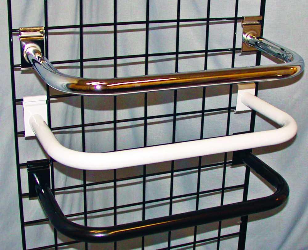U Shaped Hangrail for Grid