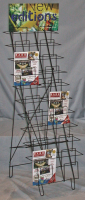 Wire Magazine Easel