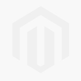 White Slatwall Front Wrap Counter