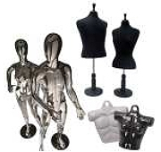 Mannequins & Display Forms