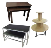 Retail Display Tables